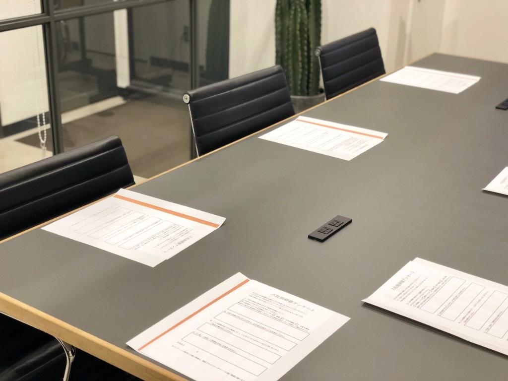 3月入社者を対象に、無料の入社前研修を行いました。